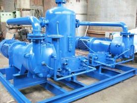 水环真空泵系统